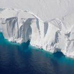 Buzul Şehri Olan Antartika Hakkın da